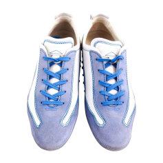 Scarpe da tennis TOD'S Blu, blu navy, turchese