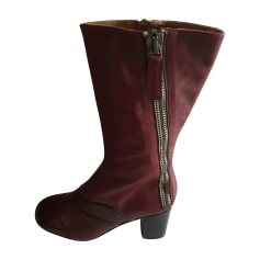 Videdressing Chloé Articles Bottines Femme amp; Low Boots Luxe wvv06H