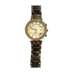 Orologio da polso MICHAEL KORS Dorato, bronzo, rame