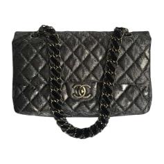 9c4eac271a70 Sacs en tissu Femme Argenté, acier de marque   luxe pas cher ...