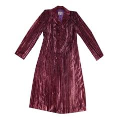 Manteau CARAMELO Violet, mauve, lavande