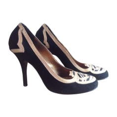 luxe Gianfranco articles Femme Chaussures Videdressing Ferre YIT00px