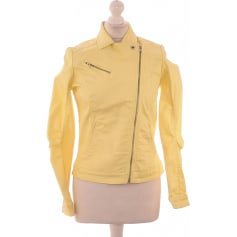 Veste jaune tendance