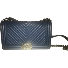 Sacs Boy Chanel Femme   articles luxe - Videdressing 28de700462b3