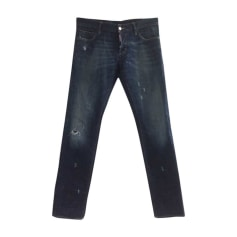 Jeans Dsquared Homme occasion   articles luxe - Videdressing 92940aa1ac66