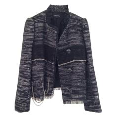 Blazer, veste tailleur PATRIZIA PEPE Noir