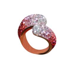 closer at best wholesaler great quality Bagues Swarovski Femme : Bagues jusqu'à -80% - Videdressing