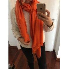 Echarpe ERIC BOMPARD Orange