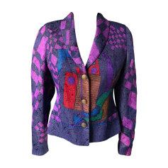 cc4c0a40ca4 Manteaux   Vestes Versace Femme   articles luxe - Videdressing