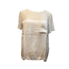 Top, T-shirt THE KOOPLES White, off-white, ecru