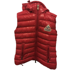 Down Jacket PYRENEX Red, burgundy