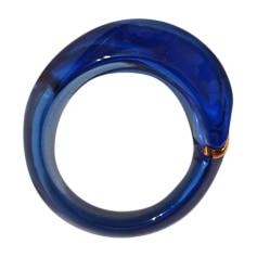 Bague BACCARAT Bleu, bleu marine, bleu turquoise