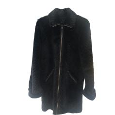 Coat ARMANI JEANS Black