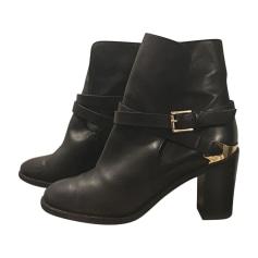 Bottines & low boots à talons FRATELLI ROSSETTI Noir