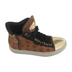 Sneakers MCM Brown
