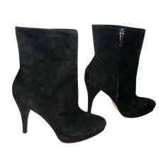 High Heel Ankle Boots CALVIN KLEIN Black