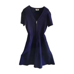 Robe courte SONIA BY SONIA RYKIEL Bleu, bleu marine, bleu turquoise