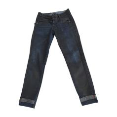Pantalon droit HIGH Bleu, bleu marine, bleu turquoise