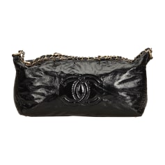 Sac XL en cuir CHANEL Black
