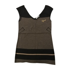 Top, tee-shirt SONIA RYKIEL Marron