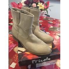 Chaussures Fricote Femme   articles tendance - Videdressing 354088a13ee
