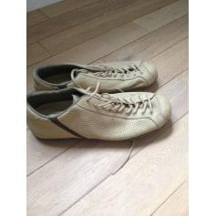 Chaussures Asics Homme Beige, camel : articles tendance