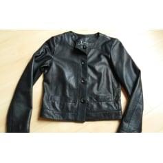 Vestes en cuir Caroll Femme   articles tendance - Videdressing 66f2e6c1f56e