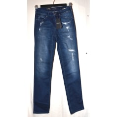 Jeans slim Scotch & Soda  pas cher