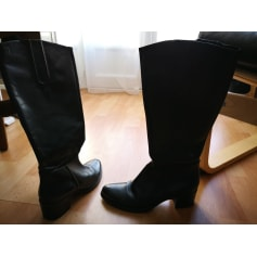 Overknee Stiefel Lavorazione Artigiana Damen : Trendartikel