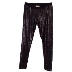 Pas Luxe Cher A Paillettes Marque Pantalons Femme De amp; Videdressing vUg7q0