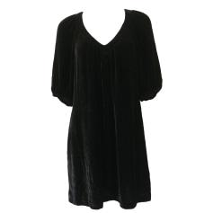 Robes Femme Velours rasé de marque   luxe pas cher - Videdressing df924178138
