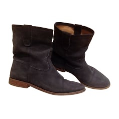 ab530ecf3f6db Bottines   low boots Isabel Marant Femme   articles luxe - Videdressing