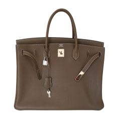 a6e4f6f6cd Sacs à main en cuir Hermès Femme : articles luxe - Videdressing
