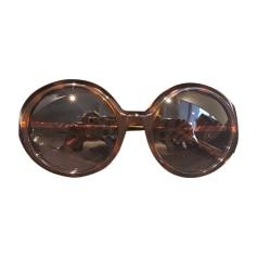Lunettes de soleil Chanel Femme   articles luxe - Videdressing 466ce1223f24