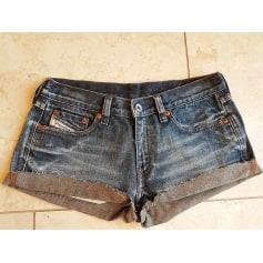 Shorts   Pantacourts Diesel Femme   articles tendance - Videdressing 0948e1d14d8