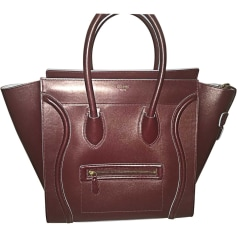 Sacs en luxe articles Videdressing Femme Céline cuir p8gqxrw18O
