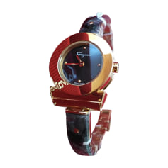 0c3c166744d536 Montres Salvatore Ferragamo Femme   articles luxe - Videdressing