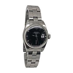 Orologio da polso ROLEX OYSTER PERPETUAL Argentato, acciaio