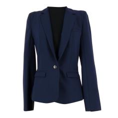 Manteau LES PETITES... Bleu, bleu marine, bleu turquoise