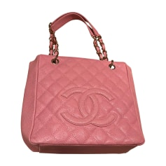 Sacs à main en cuir Chanel Femme   articles luxe - Videdressing 3b9e2704aaf4