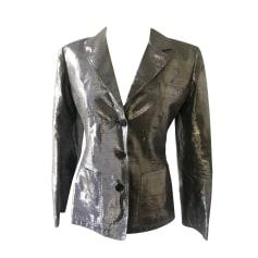 15db092582884 Manteaux   Vestes Femme Soie occasion de marque   luxe pas cher ...
