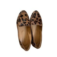 Loafers SÉZANE Animal prints