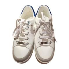Scarpe da tennis STELLA MCCARTNEY Bianco, bianco sporco, ecru
