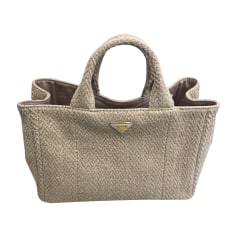 Sacs à main en tissu Prada Femme   articles luxe - Videdressing 4c743df2e336