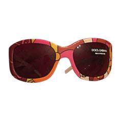 Sonnenbrille DOLCE & GABBANA Mehrfarbig