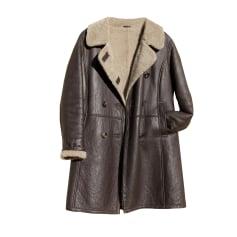 Fur Coat GERARD DAREL Brown