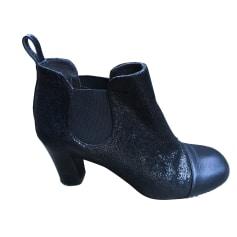 Bottines & low boots à talons CHIE MIHARA Noir