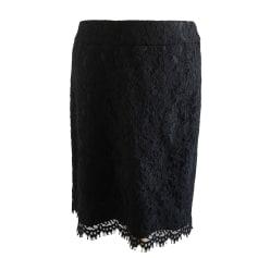 Mini Skirt BANANA REPUBLIC Black