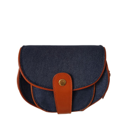 Non-Leather Shoulder Bag JEROME DREYFUSS Blue, navy, turquoise