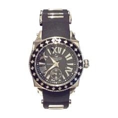 Armbanduhr AQUASWISS Schwarz